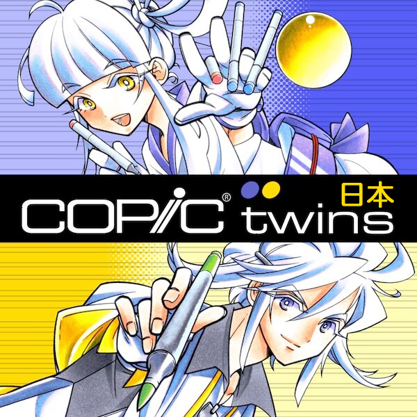 Copic Twins